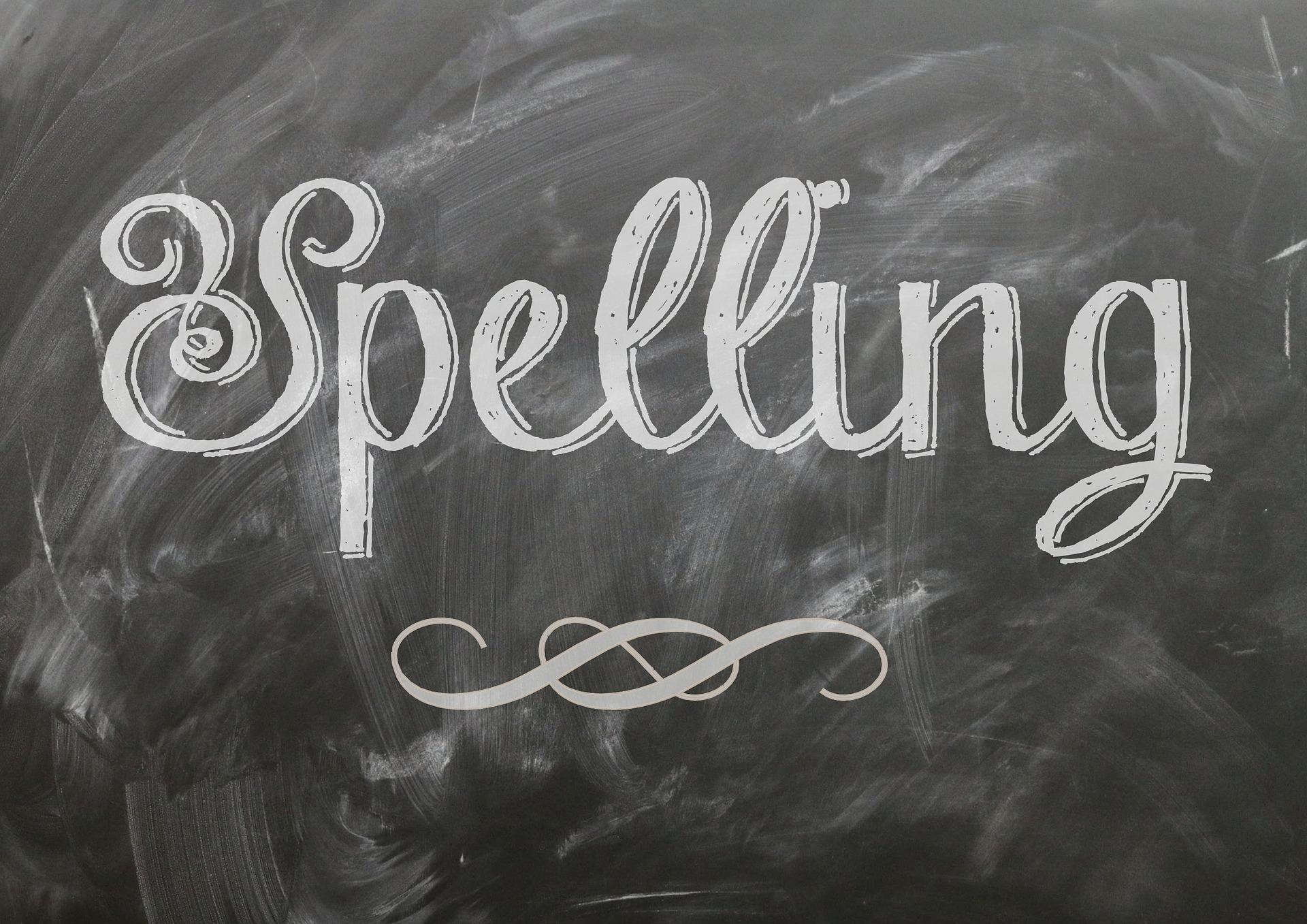 l'importance de la correction orthographique