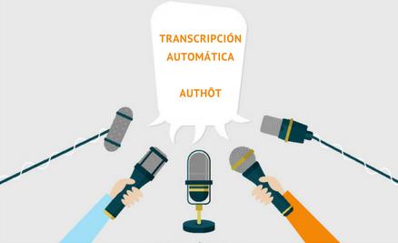 Transcripción automática