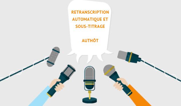 retranscription automatique