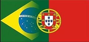 Portuguese subtitling : Portuguese/Brazil flag