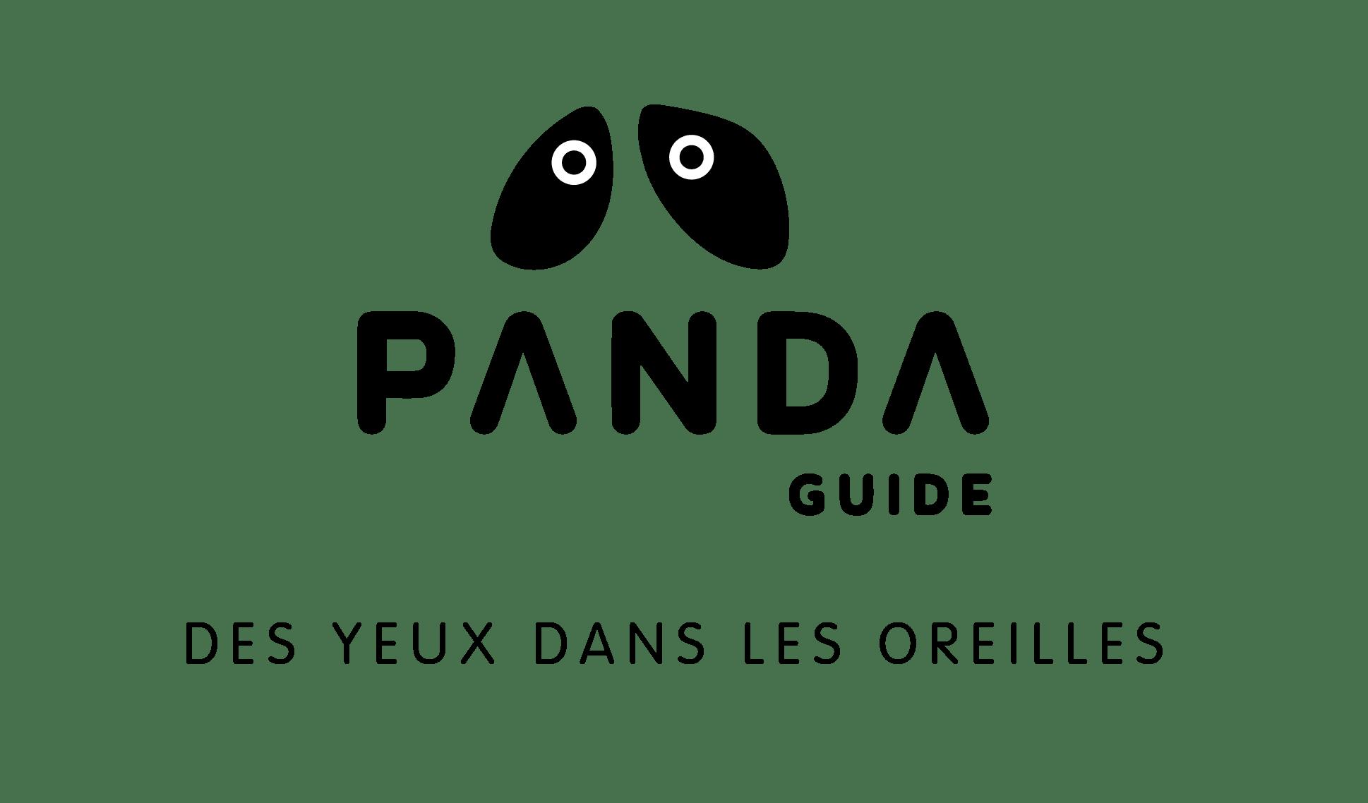 Panda-Guide aveugles