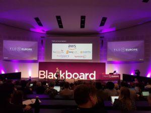 Blackboard sponsors