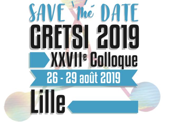 GRETSI 2019