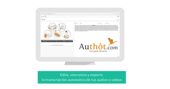 probar la transcripcion automatica