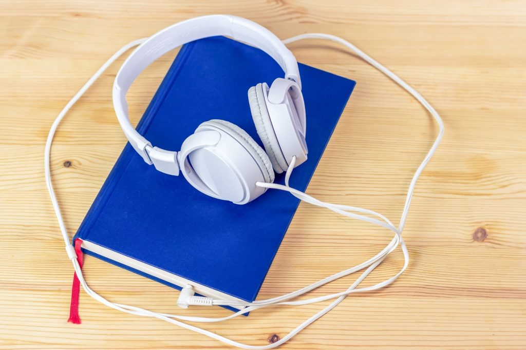 L'accessibilité des livres audio