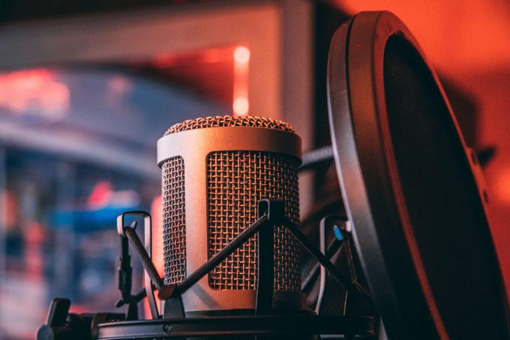 Le choix du microphone