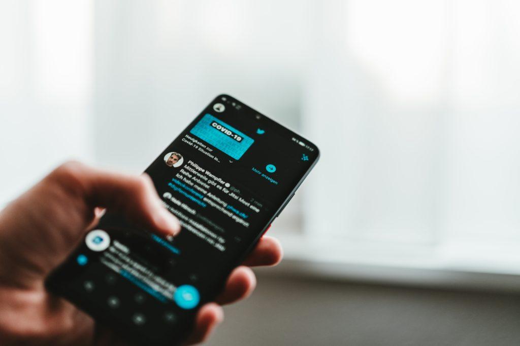 Accessibilité des contenus sur Twitter