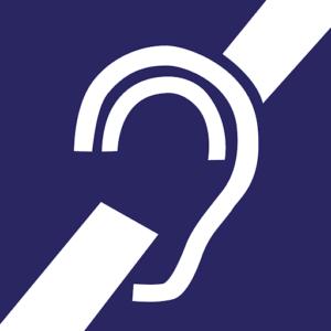 Logo handicap sensoriel
