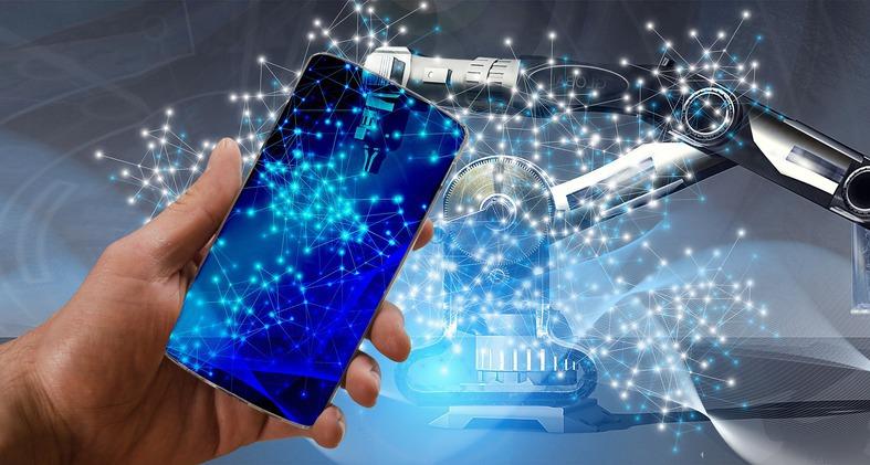 Téléphone Intelligence artificielle