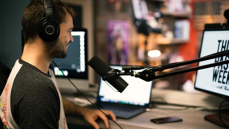 Podcast micro