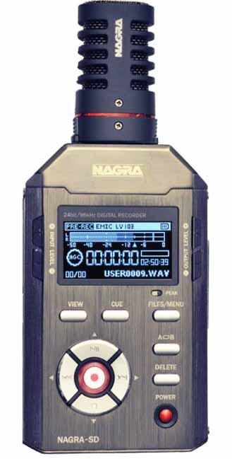 NAGRA SD reduce