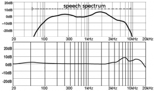 capture and speech conversion